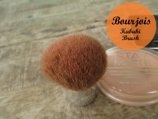 bourjois kabuki brush review