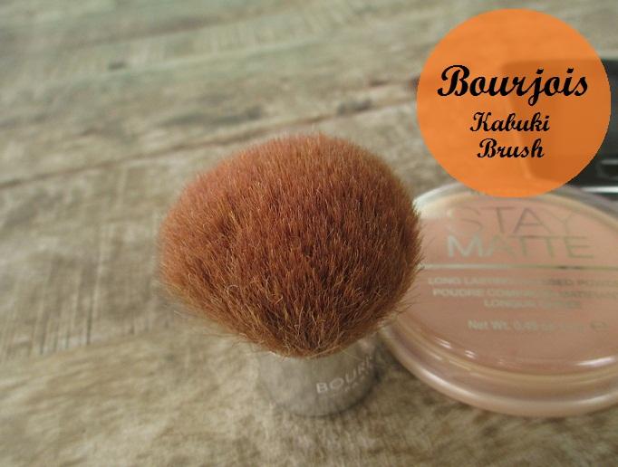 Bourjois Kabuki Brush Review And Photos