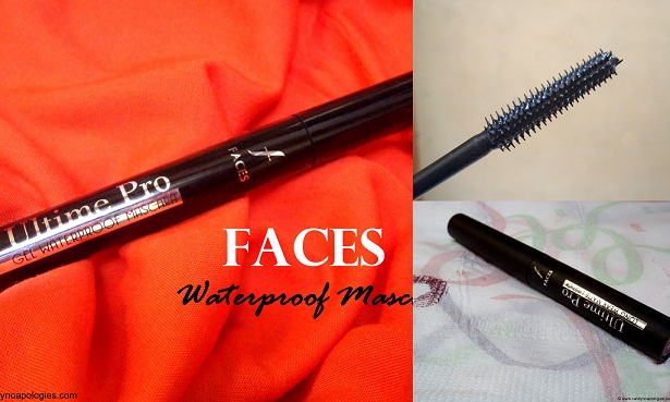 faces ultime pro gel waterproof mascara buy online