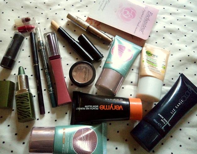 free makeup gifts