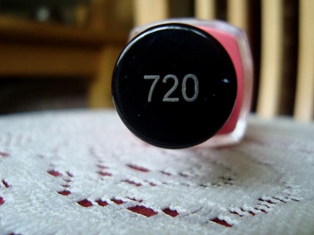 Inglot Matte Nail Enamel 720