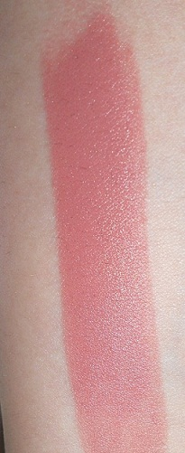 Lakme 9 to 5 Lipstick Tea Break Swatch