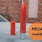 MUA Power Pout Tint and Balm Justify: Swatch, Review and FOTD