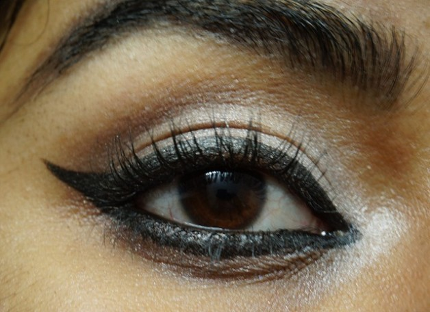 neutral eye makeup using mua undress me too eyeshadow palette