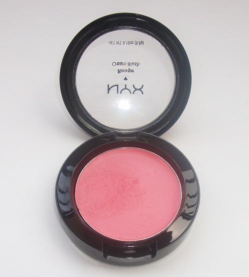 NYX Rouge Cream Blush Glow Review