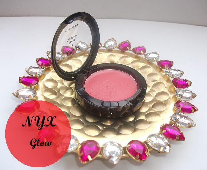 Nyx Rouge Cream Blush Glow Swatch Review And Fotd