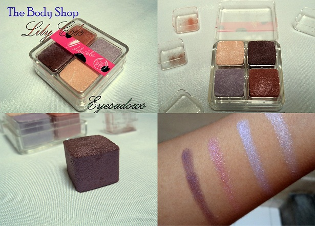 the body shop shimmer cubes eyeshadows buy online