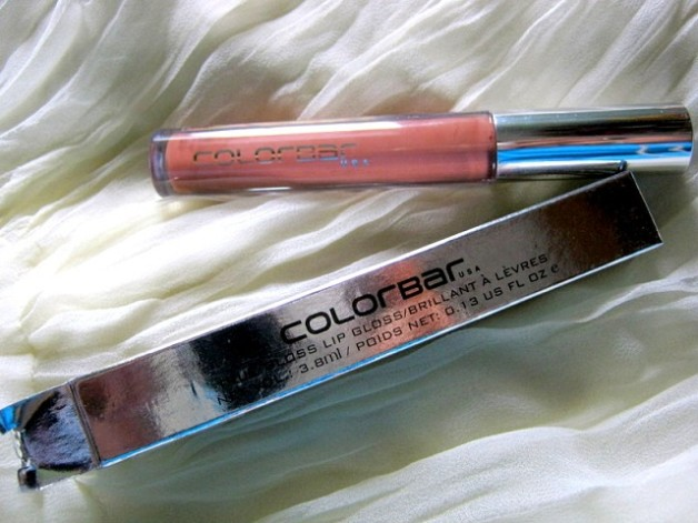 Colorbar True Gloss Lipgloss Natural Tan Review