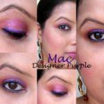 MAC Pearlglide Intense Eye Liner Designer Purple swatches photo gallery