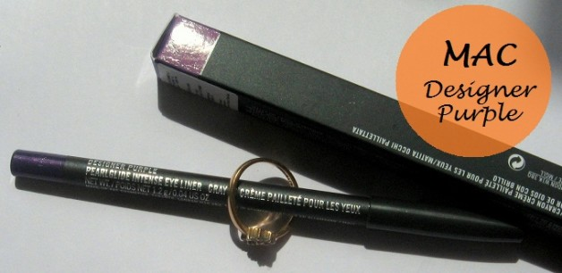 MAC Pearlglide Intense Eye Liner Designer Purple reviews