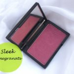 Sleek Makeup Blush Review and Swatches: Pomegranate