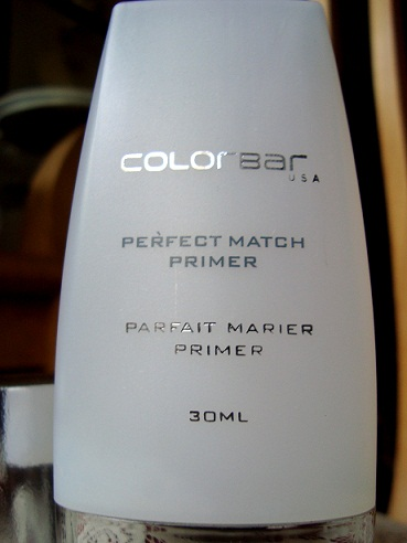 colorbar perfect match primer review photo