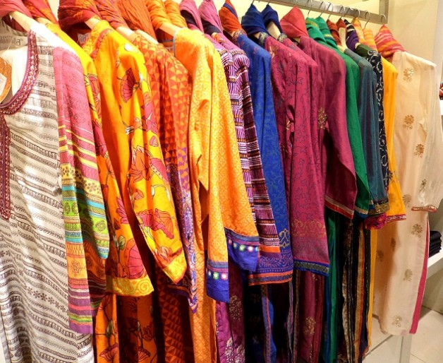 cotton suits shopping in delhi