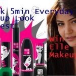 Participate and Win Elle 18 Makeup Goodies: Festive Giveaway!