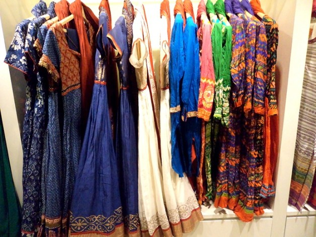 indian ethnic wear lifestyle stores in india