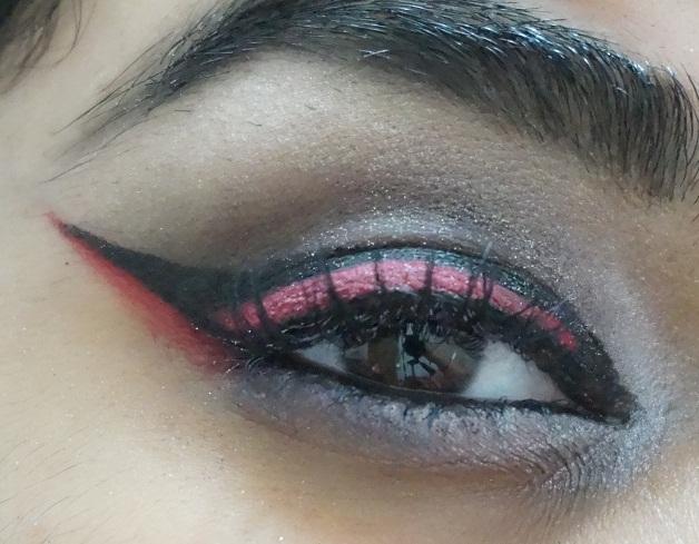 Inglot Freedom System Eyeshadow 382 Matte eye makeup photo