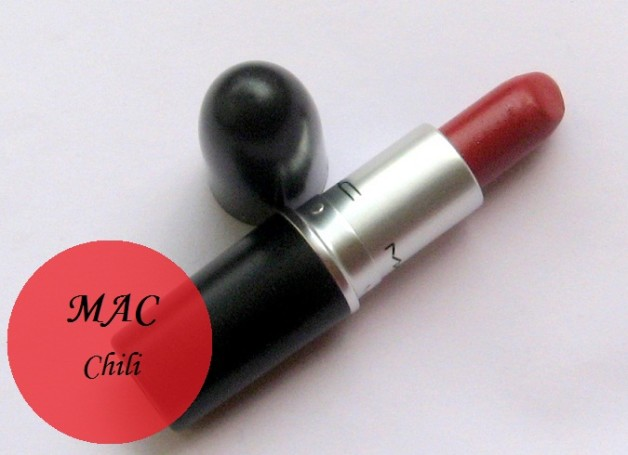 mac chili lipstick