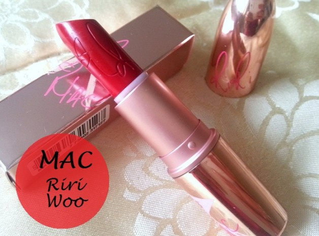 mac riri woo lipstick review