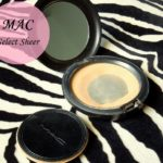 Mac Select Sheer Pressed Powder NC40 Swatches, Review and FOTD