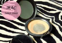 mac select sheer pressed powder photo