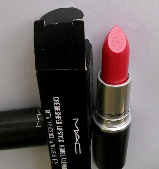 mac speak louder lipstick review photo
