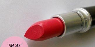 mac speak louder lipstick review
