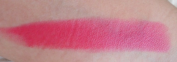 mac speak louder lipstick swatch