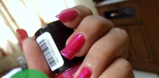 maybelline color show nail lacquer kiss me pink