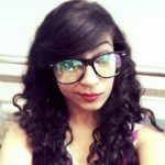FOTD: Geek/Nerdy Girl Makeup Look and Tips