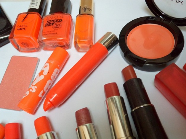 orange tint lip balms available in india