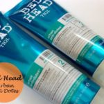 TIGI Bed Head Urban Anti Dotes Recovery #2 Shampoo and Conditioner Review and Photos