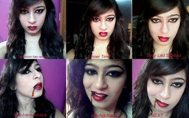 vampire makeup for halloween and 101 guide to hair costume