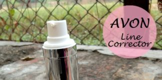Avon anew clinical Pro Line Corrector Review india