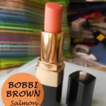 Bobbi Brown Salmon Lipcolor: Swatches and Review