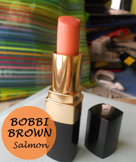 Bobbi Brown Salmon Lipcolor Swatches And Review