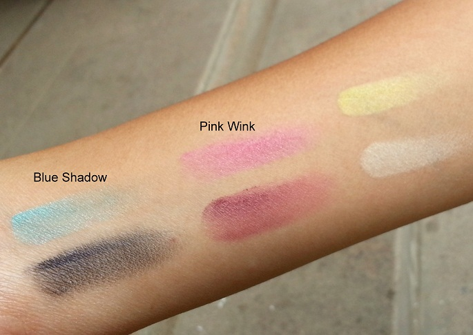 lakme absolute drama stylist eye shadow duos swatches