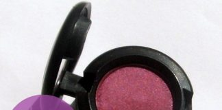 mac plum dressing eyeshadow review india