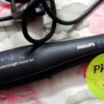 Philips SalonStraight Active Ion HP8315 Hair Straightener: Review and Before After Photos