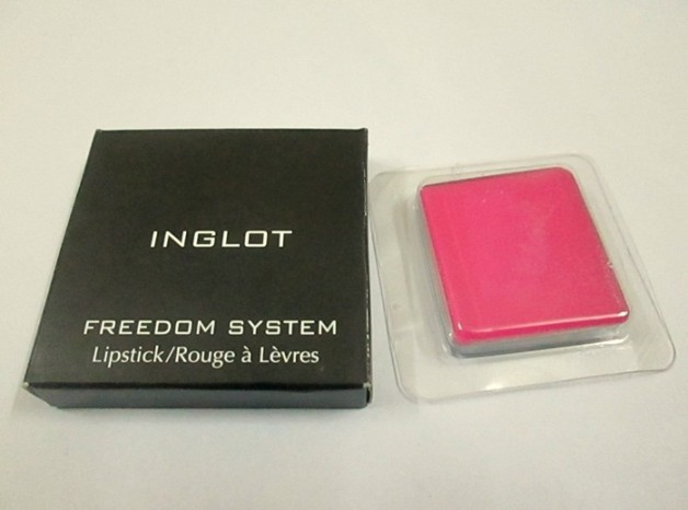 Inglot Freedom System Color Play Lipstick 98 Review