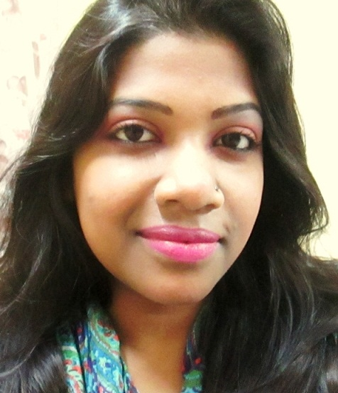 Inglot Freedom System Color Play lipstick 98 swatch FOTD