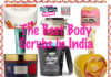 best body scrubs available in india reviews