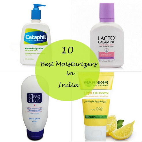 best moisturizer for oily acne prone skin india