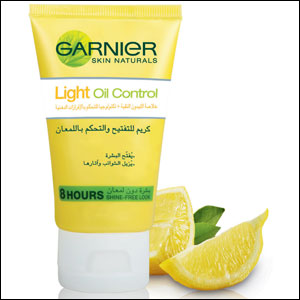 Light moisturizer for oily skin
