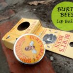 Burt's Bees Beeswax Peppermint Lip Balm Review and Photos