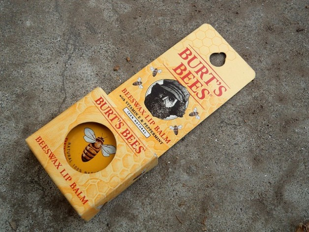 burts bees beeswax lip balm review india