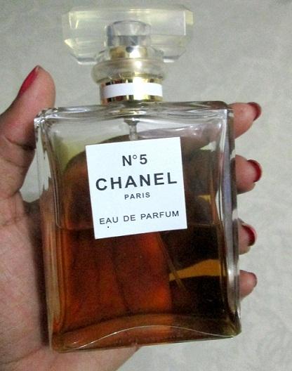 chanel no.5 edp perfume reviews