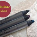 Colorbar I-Glide Eye Pencils Reviews and Swatches: Flirty Turq, Prunella, Coal Mine