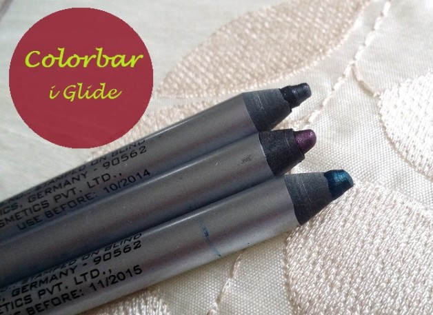 colorbar i glide pencils flirty turq prunella coal mine reviews photos