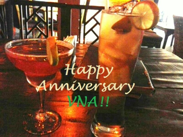 happy anniversary vna blog