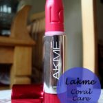 Lakme Lip Love Lipstick Coral Care: Swatches, Review, MAC Crosswires Dupe